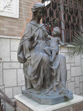 esculturas en Arganda del Rey